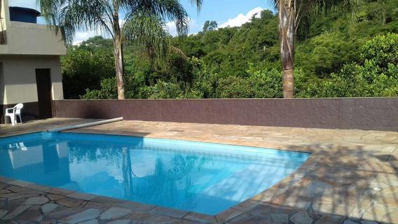 Chácara Residencial À Venda, Parque Jaguari (fazendinha), Santana De Parnaíba. - Ch0231