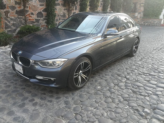 Hermoso Bmw Serie 328i Sport Line 2.0 At 2015