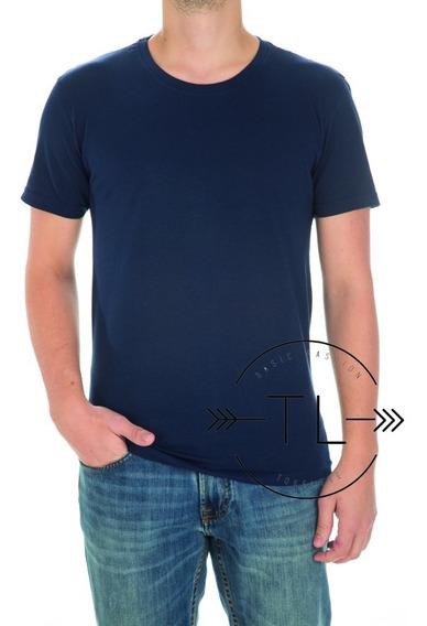 Kit 10 Camisetas Básicas Lisas 100% Algodão - Cores Variadas