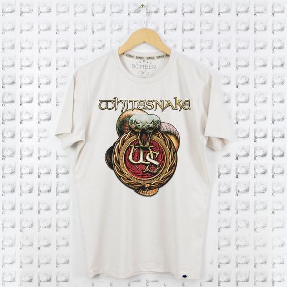 Camiseta Bigzóio - Rock - Whitesnake - David Coverdale
