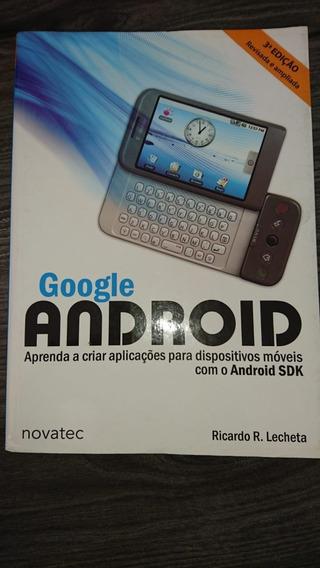 Livro Google Android