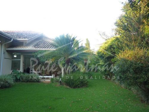 Casa Com 4 Dormitórios À Venda, 320 M² Por R$ 1.350.000,00 - Condomínio Eudóxia - Campinas/sp - Ca2989