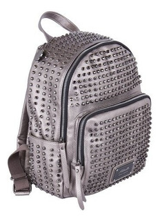 Mochila Simil Cuero Tipo Jackie Smith Guess Gucci Peter Kent
