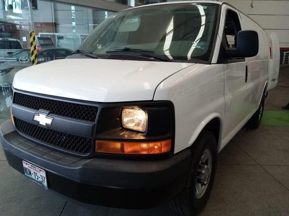 Chevrolet Express 6.0ls 15 Pas At 2016