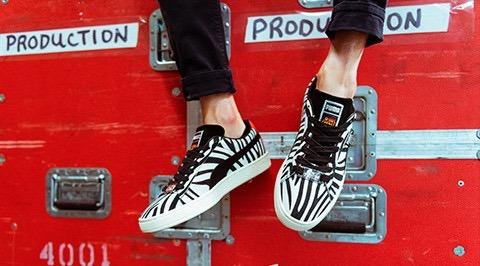 Zapatillas Puma Paul Stanley, Importadas 100% Originales