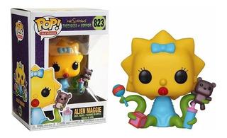 Funko Pop! | The Simpsons - Alien Maggie 823