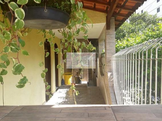 Casa Assobradada Ao Lado Do Horto Florestal - Cf20684