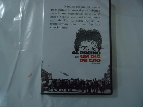 Dvd Um Dia De Cão Al Pacino Original ( Frete R$ 8,00 )