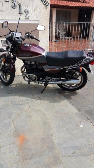 Honda Cb 450 Dx Relíquia