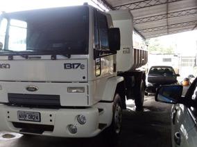 Ford Cargo 1317 2010 Toco Caçamba Basculante Com 109 Mil Km