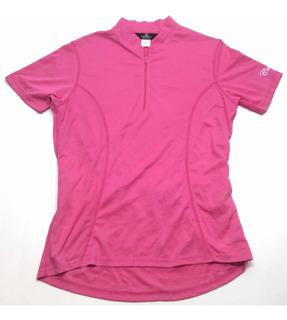 Remera Jersey Canari Ciclismo Ciclista Mujer Rosa Talle Xl