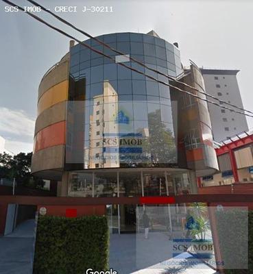 Sala Comercial Para Locação Em Santo André, Jardim, 1 Banheiro, 1 Vaga - 796