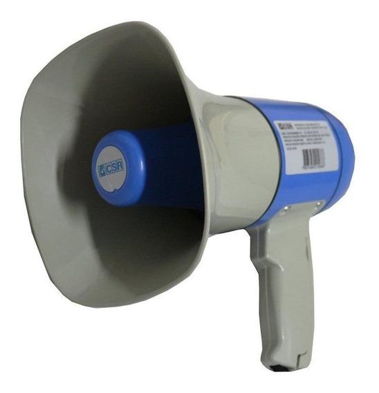 Megafone Nt400 30w Com Memória E Música - Csr
