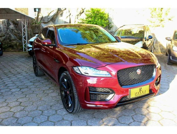 Jaguar F-pace 3.0 V6 R-sport At