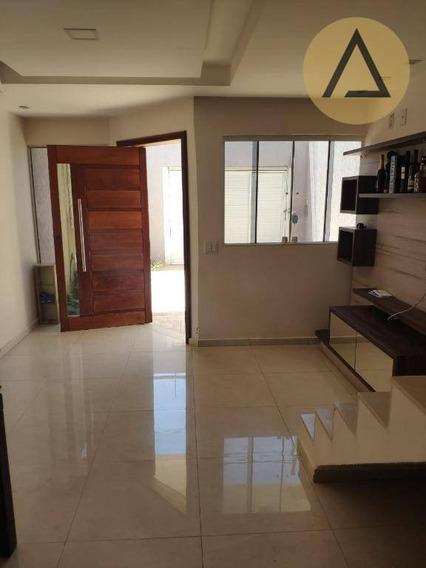Casa Com 3 Dormitórios À Venda Por R$ 350.000 - Glória - Macaé/rj - Ca1076