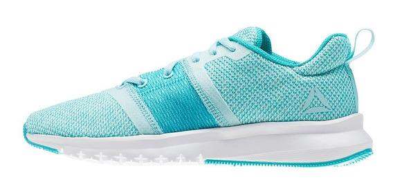 Zapatillas Reebok Print Lite Azul Mujer