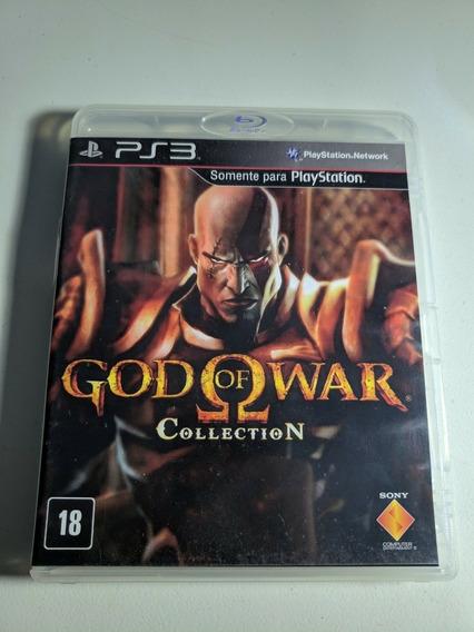 God Of War Collection Ps3 Campinas J