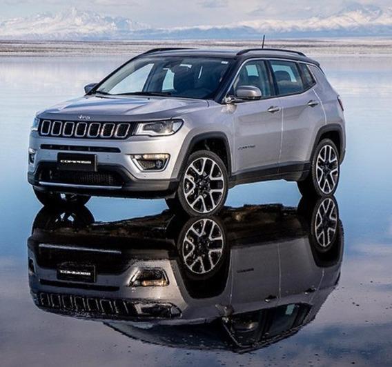 Jeep Compass 2.4 Limited 2020 Entrega Inmediata #13