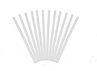 Plásticos Blancos Barras De Pasador Para Pastel De Construcc