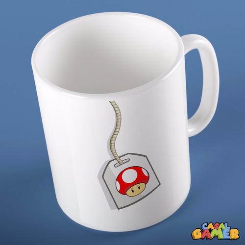 Caneca Chá De Cogumelo