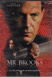 Mr. Brooks - Kevin Costner - Demi Moore, Quality Films - Dvd