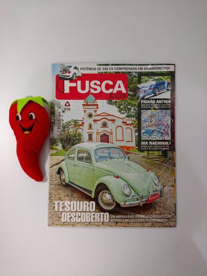 Revista Fusca & Cia N°116 Tesouro Descoberto (loja Do Zé)