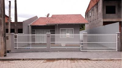 Casa Semi-mobiliada Com 2 Dormitórios(sendo 1 Suite), Demais Dependências. Aceira Financiamento Bancário. - 3577957