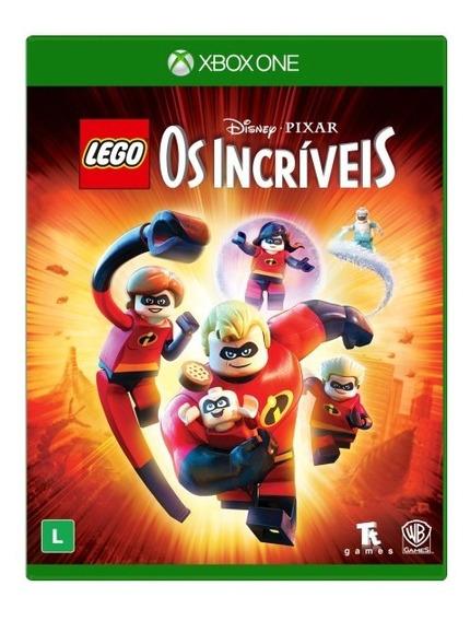 Lego Os Incríveis (mídia Física 100% Pt-br) Xbox One (novo)