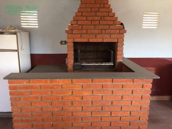 Sobrado Com 2 Dormitórios À Venda, 413 M² Por R$ 480.000 - Jardim Vila Galvão - Guarulhos/sp. Locação R$ 2.000 + R$ 169,21 Iptu/mês. - So1238