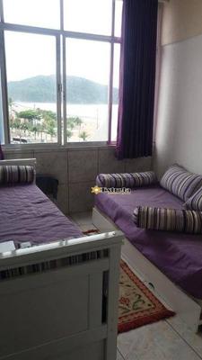 Apartamento Com 1 Dormitório À Venda, 40 M² Por R$ 190.000 - Boqueirão - Praia Grande/sp - Ap10359