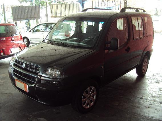 Fiat Doblò 1.6 Elx 2002 Super Nova
