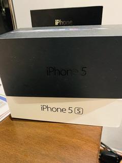 Caixa Original Vazia Apple iPhone 5