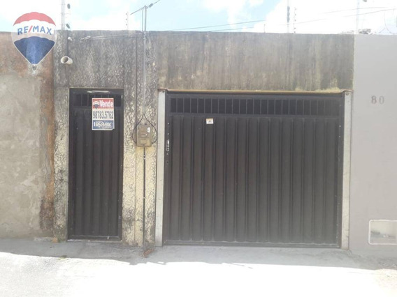 Casa Em Fase De Construção À Venda - Prefeito José Walter - Fortaleza/ce - Ca0246