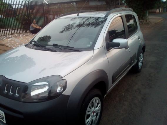 Fiat Uno 1.4 Way Flex 5p 2014