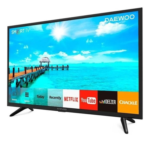 Televisor Daewoo 32 Smart Tv Hd Android 9.0 Oferta