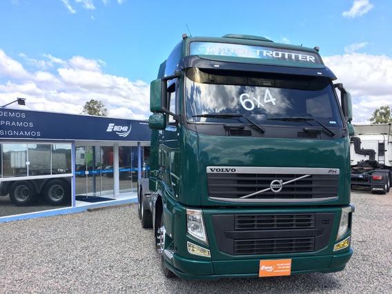 Oportunidade!!! Volvo Fh 460 Globetrotter I-shift 6x4 2013