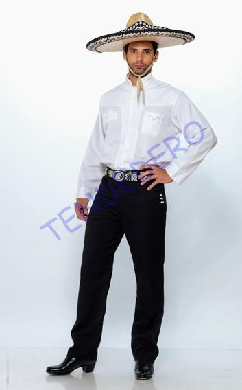 Camisa Pachuqueña De La Talla 2 A La 16