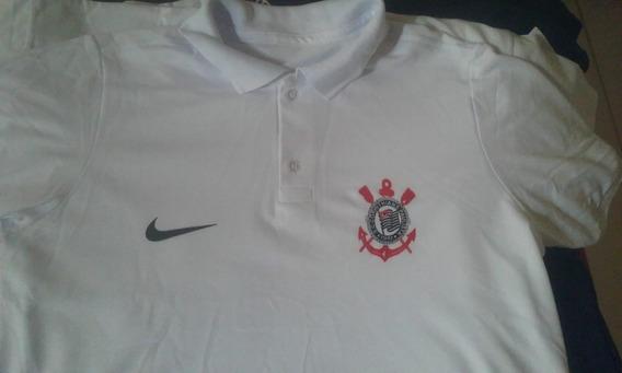 Camisa Gola Polo Corinthians