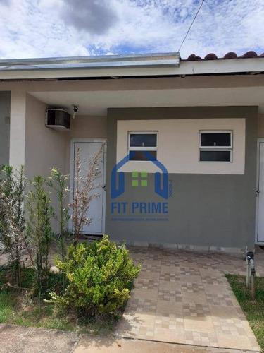 Casa Com 2 Dormitórios À Venda, 80 M² Por R$ 250.000,00 - Parque Da Liberdade Iv - São José Do Rio Preto/sp - Ca2580
