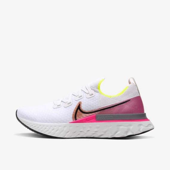 Tenis Nike React Infinity Run Fk - Feminino