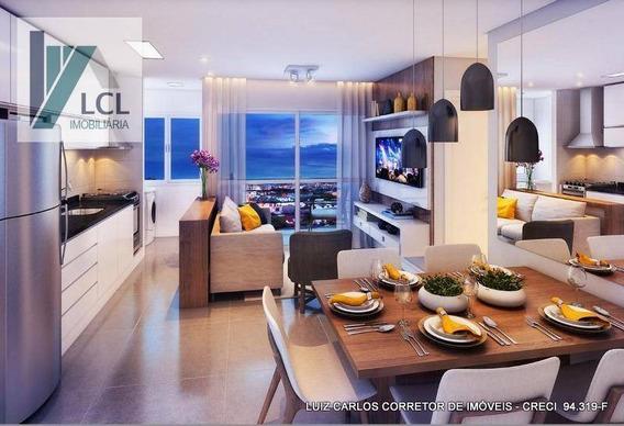 Apartamento Com 2 Dormitórios À Venda, 52 M² Por R$ 206.000,00 - Jardim Vista Alegre - Embu Das Artes/sp - Ap0023