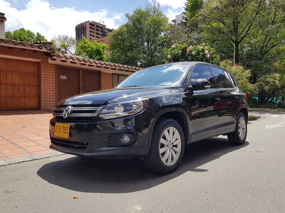 Volkswagen Tiguan 4x4 2016 En Excelente Estado