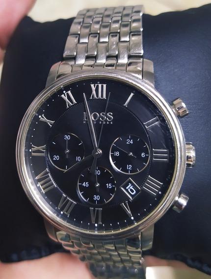 Relógio Hugo Boss Original Usado.