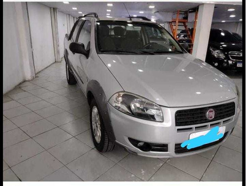 Imagem 1 de 1 de Fiat Strada 2013 1.4 Working Cab. Dupla Flex 2p