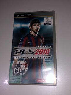 Pes 2010 Pro Evolution Soccer Psp