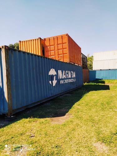 Contenedores Maritimos Usados Containers 40' Hc  La Paz