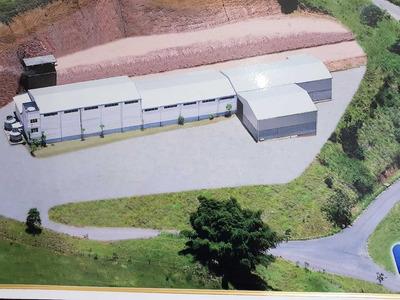 Indústria De Plásticos C/ Incentivo Fiscal E Galpão 2.200 M2