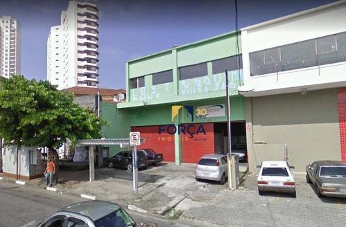Salão Para Alugar, 450 M² - Vila Maria - São Paulo/sp - Sl0031