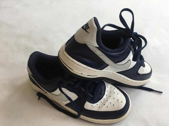 Nike Tenis Para Niño 12.5 Mex