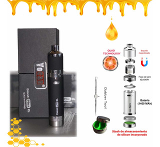 Vaporizador Yocan Plus Xl / Loaded (wax Cera Y Concentrados)